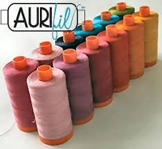 Aurifil 5024 Dark Brown 1300m
