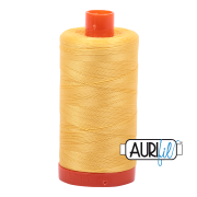 Aurifil 1135 Pale Yellow – 1300m