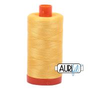 Aurifil 1135 Pale Yellow – 1300m