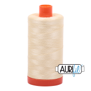 Aurifil 2110 Light Lemon – 1300m