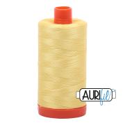 Aurifil 2115 Lemon – 1300m