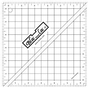 """Bloc_Loc HST 6½"""" x 6½"""""""