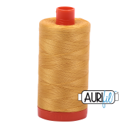 Aurifil 2132 Tarnished Gold – 1300m