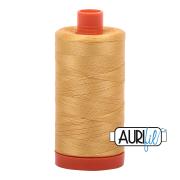 Aurifil 2134 Spun Gold – 1300m