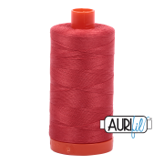 Aurifil 2255 Dark Red Orange – 1300m