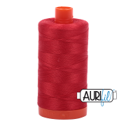 Aurifil 2265 Lobster Red – 1300m