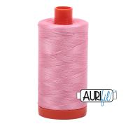 Aurifil 2425 Bright Pink – 1300m