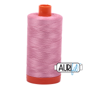 Aurifil 2430 Antique Rose – 1300m