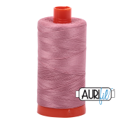 Aurifil 2445 Victorian Rose- 1300m