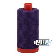Aurifil 2582 Dark Violet – 1300m