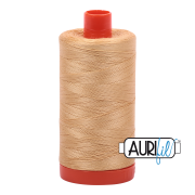 Aurifil 5001 Ocher Yellow – 1300m