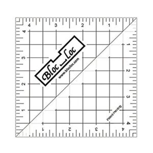 """Bloc_Loc HST 4½"""" x 4½"""""""