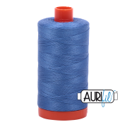 Aurifil 1128 Light Blue Violet 1300m