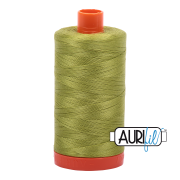 Aurifil 1147  Light Leaf Green 1300m
