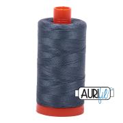 Aurifil 1158 Medium Grey  1300m