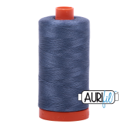 Aurifil 1248 Dark Grey Blue- 1300m