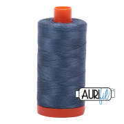 Aurifil 1310 Medium Blue Grey  1300m