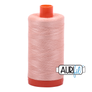 Aurifil 2420 Light Blush  1300m