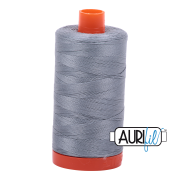 Aurifil 2610 Light Blue Grey 1300m