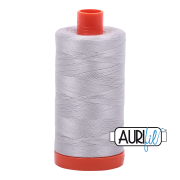 Aurifil 2615 Aluminium 1300m