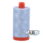 Aurifil 2710 Light Robins Egg – 1300m