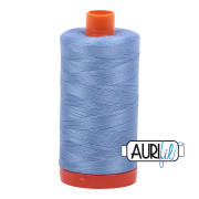 Aurifil 2720 Light Delft Blue- 1300m