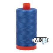 Aurifil 2730  Delft Blue 1300m