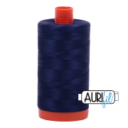 Aurifil 2745 Midnight 1300m