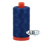 Aurifil 2780 Dark Delft Blue 1300m