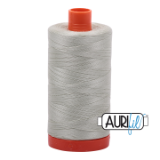 Aurifil 2843  Light Grey Green 1300m