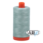 Aurifil 2845 Light Juniper 1300m