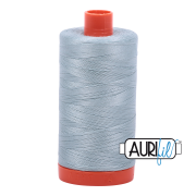 Aurifil 2847 Bright Grey Blue  1300m