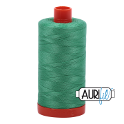 Aurifil 2860  Light Emerald 1300m