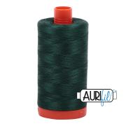 Aurifil 2885  Medium Spruce 1300m