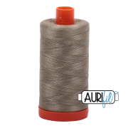 Aurifil 2900 Light Kakhy Green 1300m