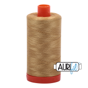 Aurifil 2920 Light Brass 1300m