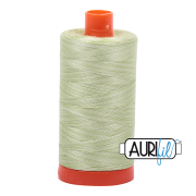 Aurifil 3320 Light Spring Green 1300m