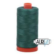 Aurifil 4129 Turf Green 1300m