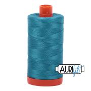 Aurifil 4182 Dark Turquoise 1300m