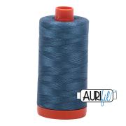 Aurifil 4644 Smoke Blue  1300m