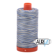 Aurifil 4649 Lemon Blueberry 1300m