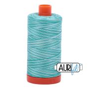 Aurifil 4654 Turquoise Foam 1300m
