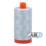 Aurifil 5007 Light Grey Blue  1300m