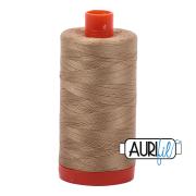 Aurifil 5010 Blond Beige 1300m