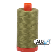 Aurifil 5016 Olive Green 1300m