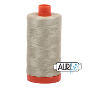 Aurifil 5020 Light Military Green 1300m