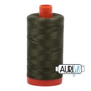Aurifil 5023  Medium Green 1300m