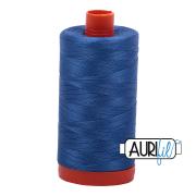 Aurifil 6738  Peacock Blue 1300m