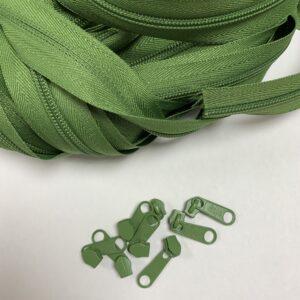 Lynlås 6 mm 0662 Stedse Grøn