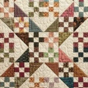 Mini Quilts  17 + 26/3- 2020